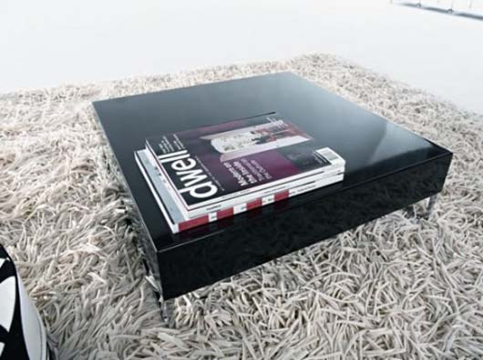 Modern Coffee Table Furniture Design Ideas