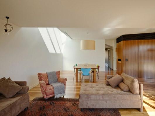 box house design interior living room