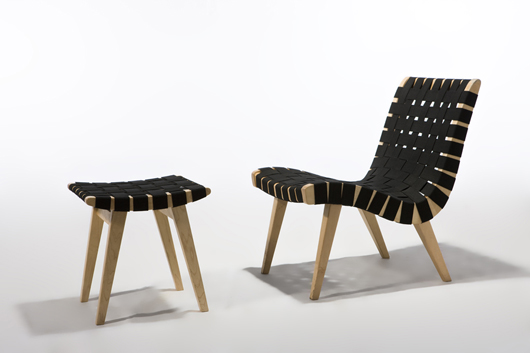 webbing lounge chair design home furniture