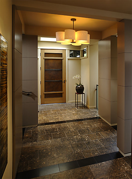 contemporary residence house design interior ideas