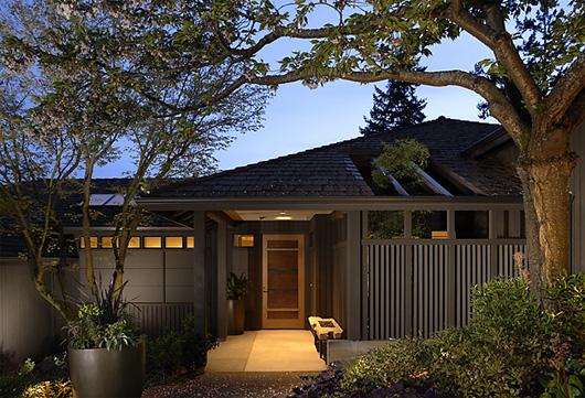 contemporary residence house design ideas
