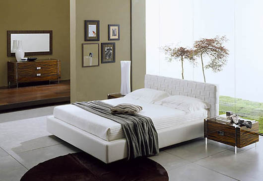 Modern Contemporary Bedroom Set Design Home Furniture
