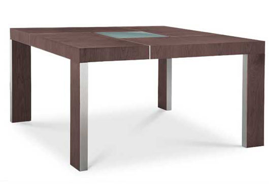 Modern Square Dining Table Large Square Dining Table