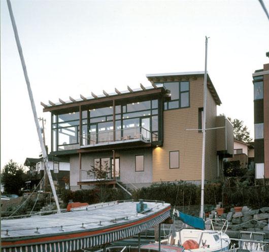 Modern Contemporary Design Architecture Beach House Decorating