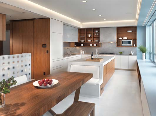 modern kitchen design interior decorating ideas