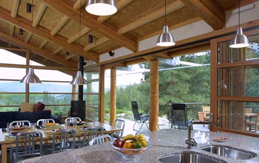 mountain cabin design interior decorating ideas