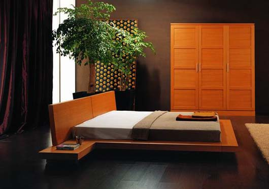 modern platform bed design interior furniture