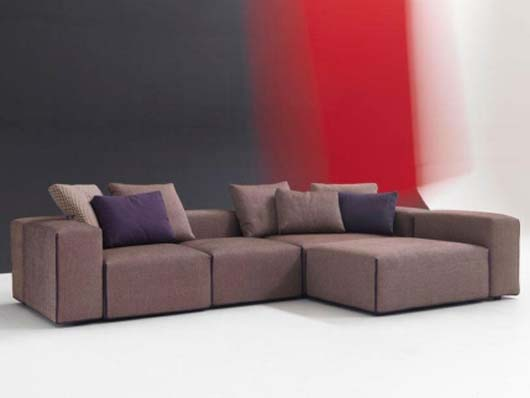 Simple sofa designs images : Simple And Elegant Sofa Design Living Room Furniture – Home Gallery