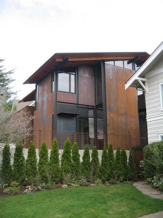 modern wooden home design exterior decorating