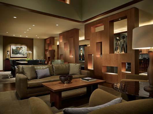 apartment interior design modern family room