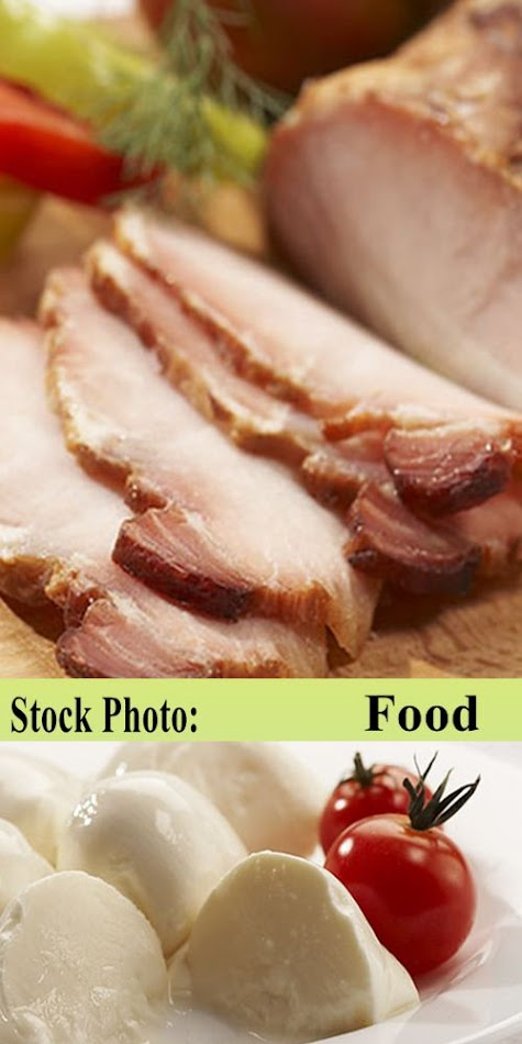 Stock Photo:Different meal