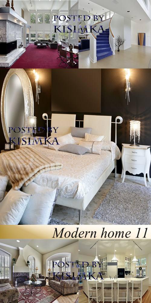 Stock Photo: Modern home 11