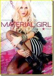 Campanha Material Girl