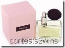 Free sample of perfume