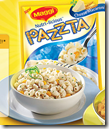 Free sample of new maggi pazzta