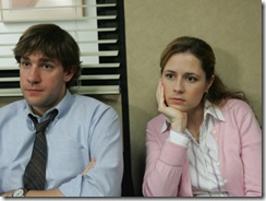 "THE OFFICE -- NBC Series -- ""Drug Test"" -- Pictured: (l-r) -- NBC Photo: Chris Haston"