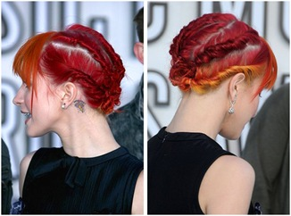 hayley's hair
