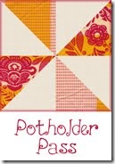 potholder pass button