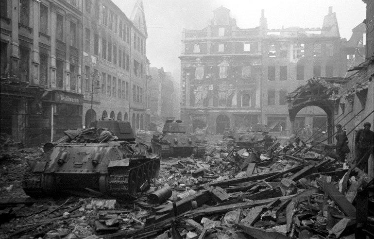 La toma por Berlin Berlin1945il5