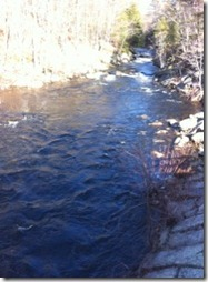 Lamprey River Falls, Raymond
