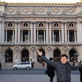 Στην Οπερα του Παρισιού