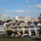 Αυτά μπροστά είναι από τα πιο ακριβά σπίτια στο San Francisco!