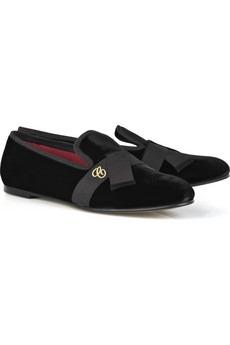 CHLOè - Velvet slipper flats - 420