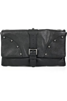 Mulberry - Lizzie leather clutch - 550