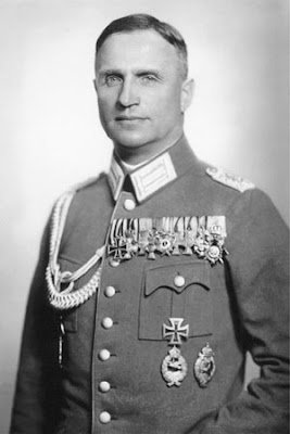 Picture of Luftwaffe General Helmut Wilberg