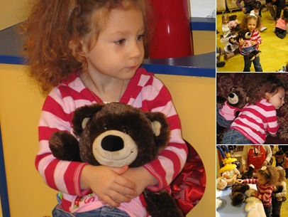 View build a bear birthday