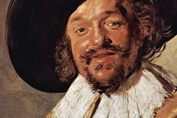"U Beard Painting ""The Jol..."