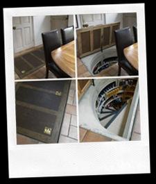 beautiful-dining-room-trap-door