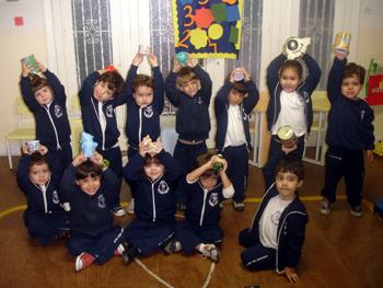 Projeto Educação Financeira 2009 – Unidade 2 Educação Infantil