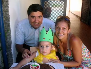Aniversariantes do 1º semestre – Unidade 2 Educação Infantil