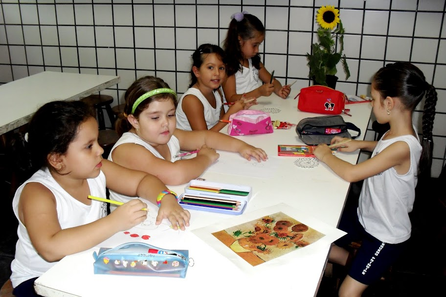 Semana de Adaptação de 01 a 05/02/2010 – Unidade 1 – Educação Infantil