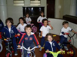 Trânsito 2009 – Unidade 1 Educação Infantil