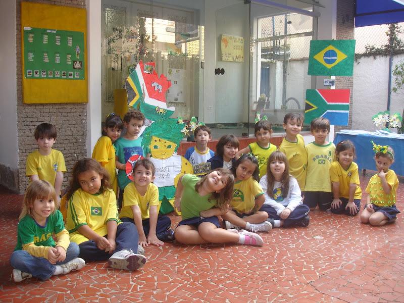 Copa do Mundo 2010 – Unidade 2 Educação Infantil