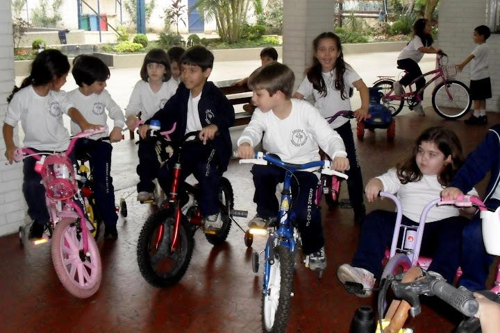 2010 – Dia Nacional do Trânsito – Infantil e 1°Ano