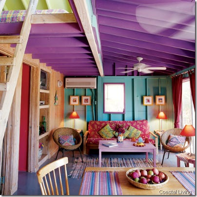 doug meyer bedroom met home color living room coastal living  turquoise  purple lamp flickr. DesignTies  Did someone say purple and turquoise