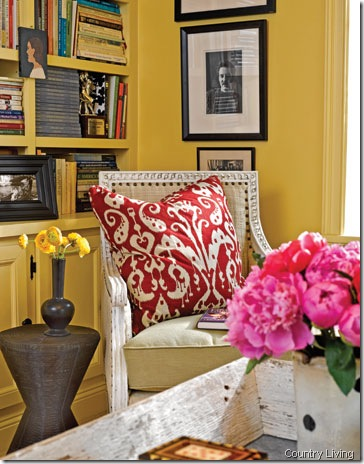 yellow corner country living