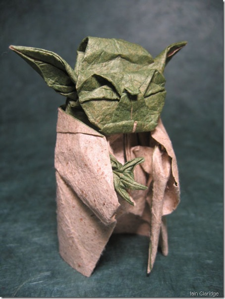origami yoda iain claridge co uk