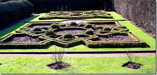 knot garden flickr