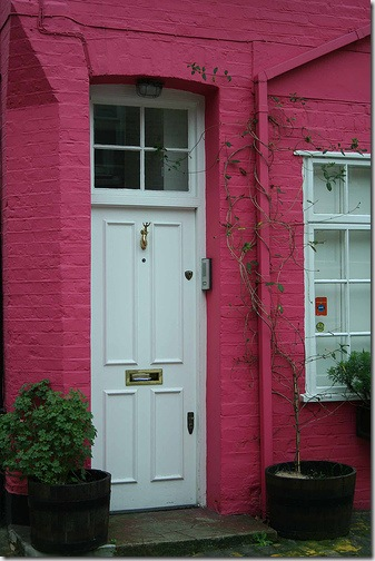 pink house flickr