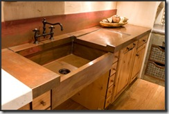 copper counter sink empire sheet metal