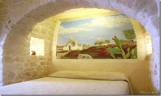 trullo bedroom 3