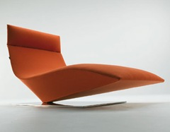 Lofty Chaise Lounge MD Italia