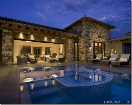 pool home design find