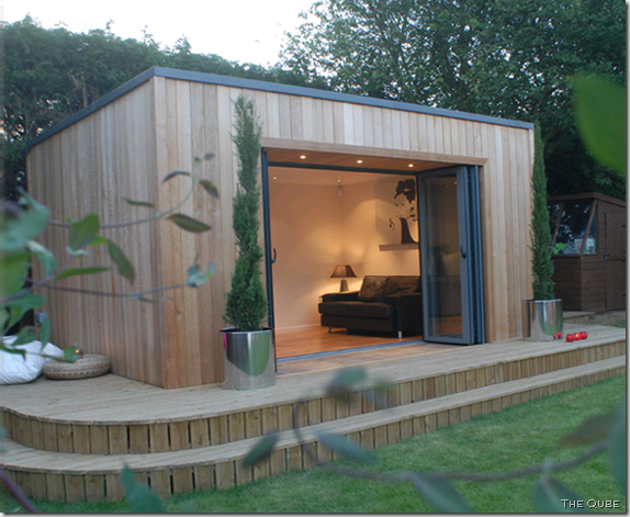 Designties ready set garden for Outside office shed