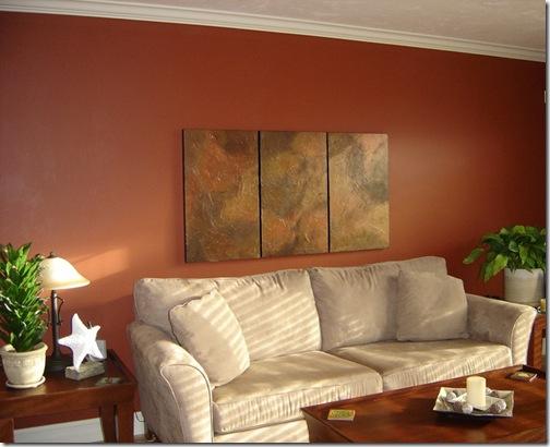 triptych sofa