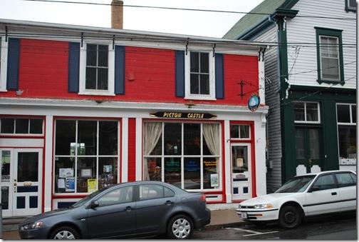 picton castle store